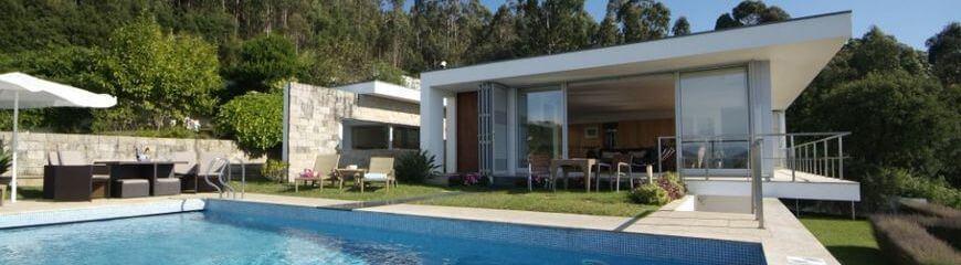 Mieten Sie eine Luxusvilla in Nordportugal