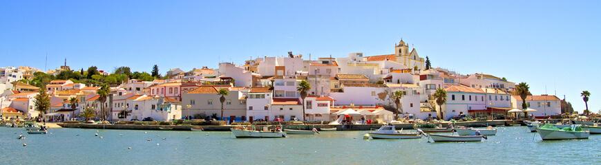 Ferienvilla in der Algarve mieten